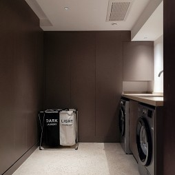 别墅洗衣房装修效果图大全