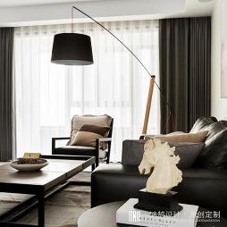 最新客厅窗帘