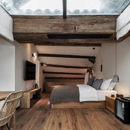杉语民宿客房设计