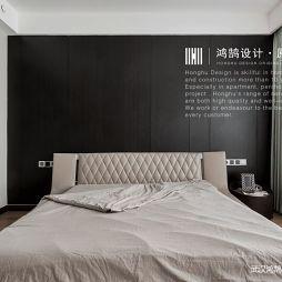 现代简约卧室装潢设计