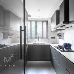 极简整体厨房橱柜