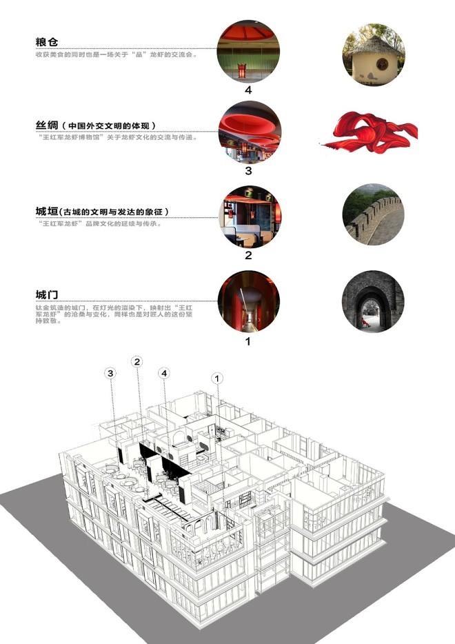 【苏格设计】王红军龙虾博物馆餐厅_1