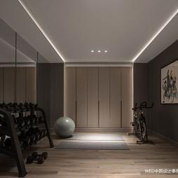 别墅健身房设计