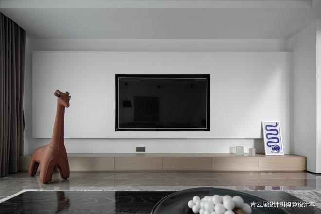 时尚简约电视背景墙效果图