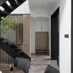 别墅入门玄关设计