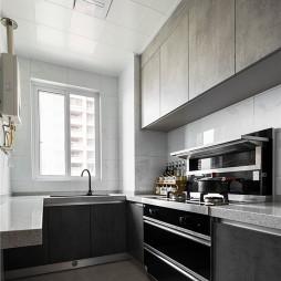 厨房吊柜门图片