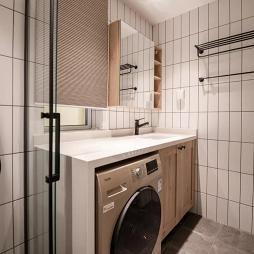 洗手台装饰效果图
