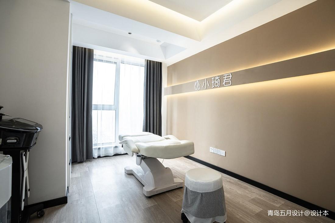 小琦君皮肤护理中心美容室图