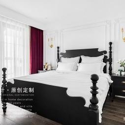 法式卧室装修图