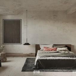 侘寂风卧室设计图片