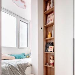 卧室储物柜装修图片