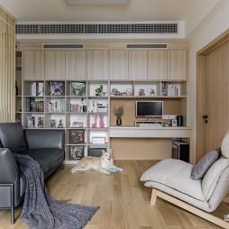 日式小客厅装修效果图