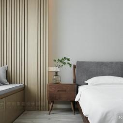 卧室床头装饰效果图