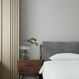 卧室床头装修造型