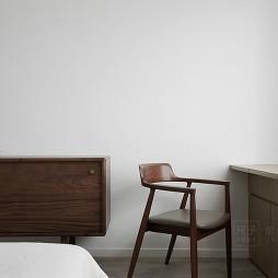 卧室书桌书柜图片