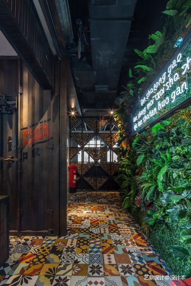 炭舍,林志玲和易建联都喜欢的打卡餐厅