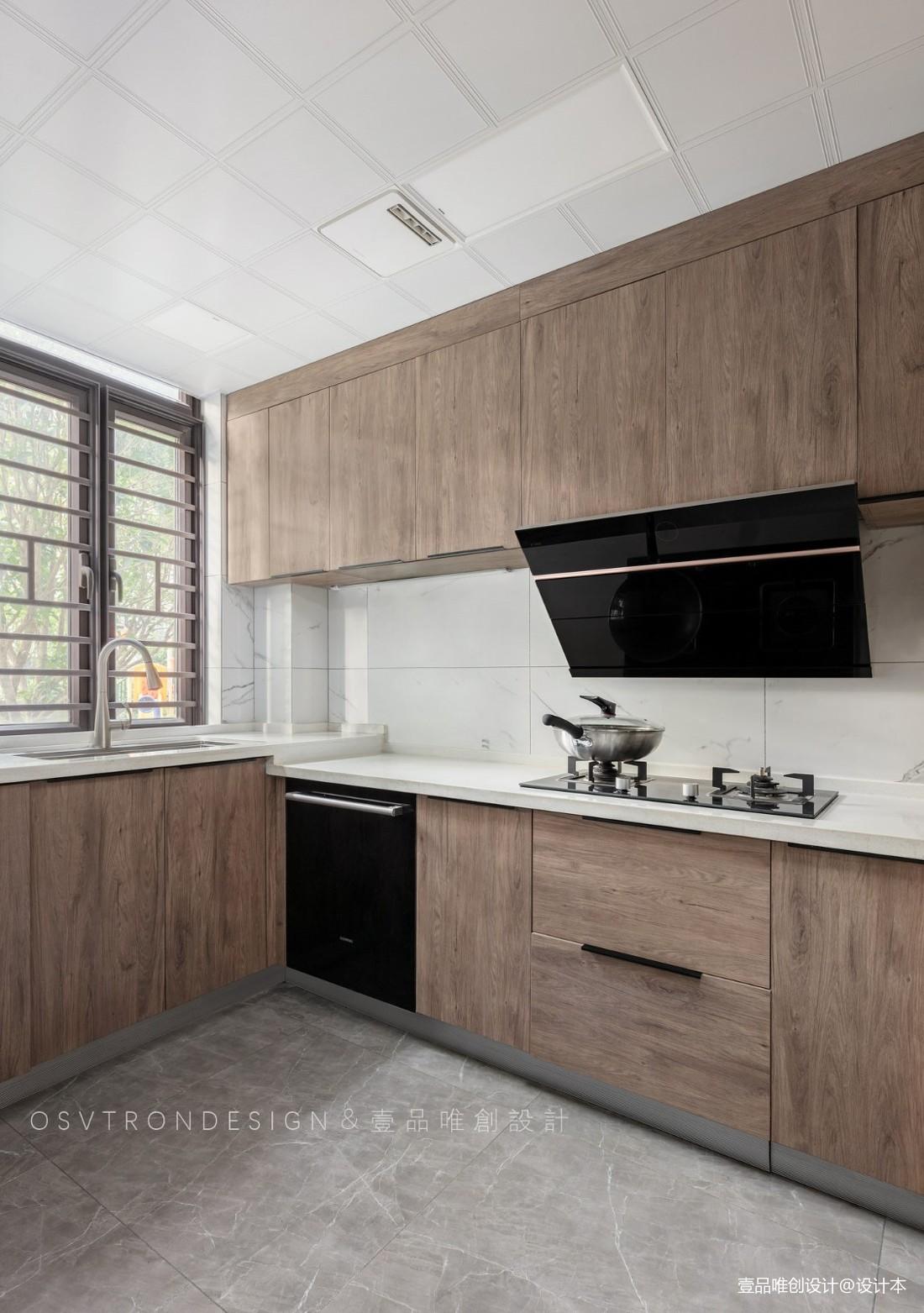 l型厨房装修效果图大全2021图片