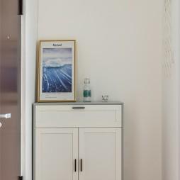 现代风玄关柜子设计图