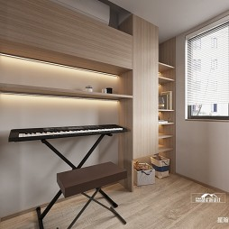 日式休閑室設計圖