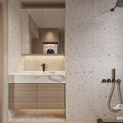 日式衛生間洗手臺圖片