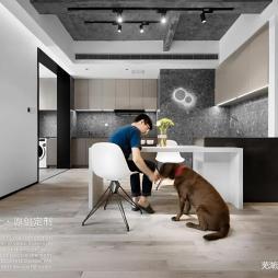 现代厨房装璜