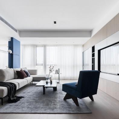 欧式客厅木地板装修效果图