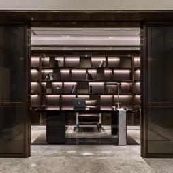 轻奢书房设计