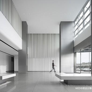 东宇物流办公大堂设计图