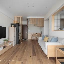 無沙發無茶幾客廳設計