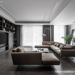 客厅沙发墙装饰