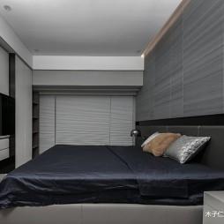 卧室电视墙图片