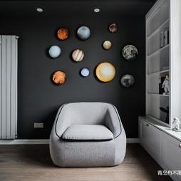 书房装饰墙