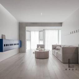 小面积客厅电视墙装修效果图