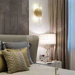 现代卧室壁灯图片