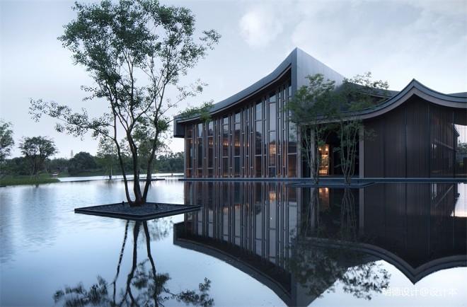 绿地香港·樾湖书院:风雅如斯,诗意化