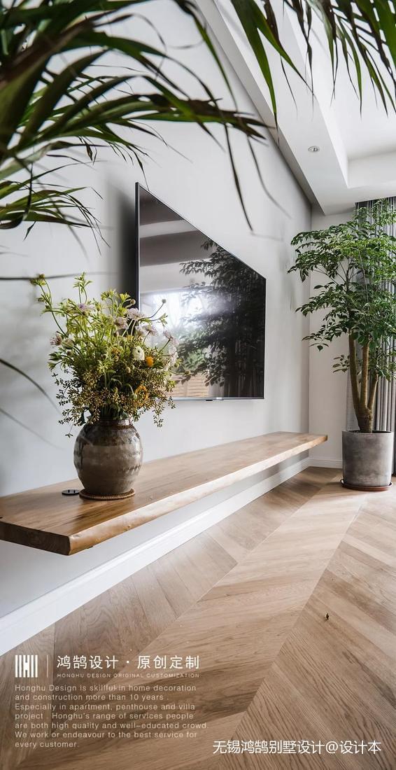 鸿鹄别墅设计|220m²北欧+新中式