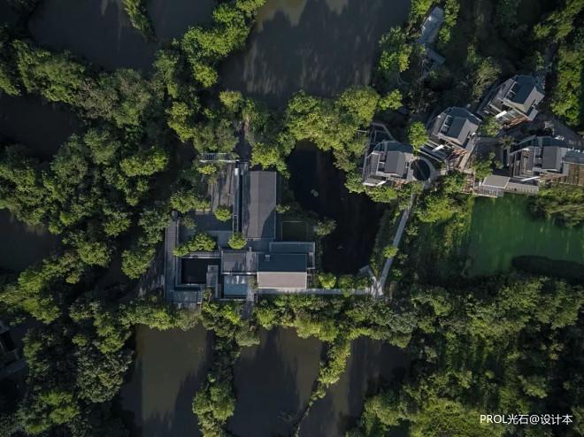 杭州木守西溪-光影糅合中的自然野趣_