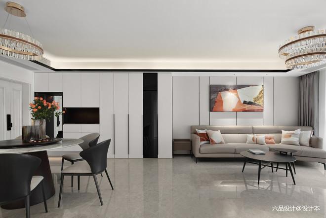 纯粹一点的简约空间|住宅空间_160