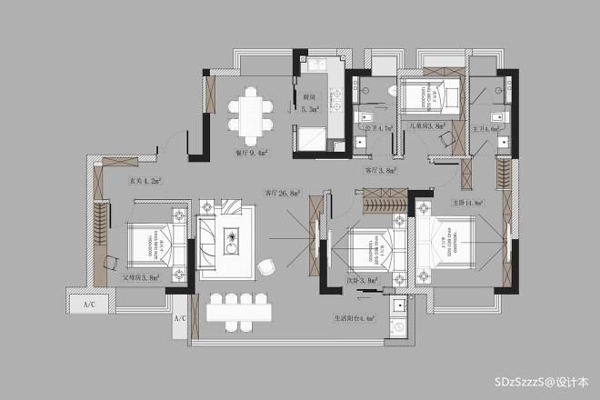 4室2厅轻奢风_1609601108