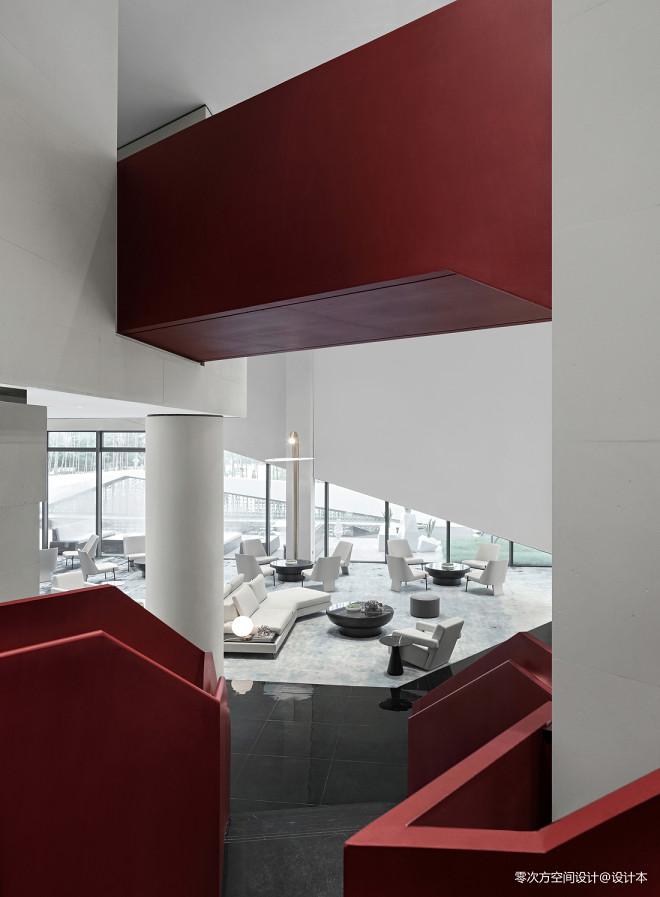 零次方设计   建筑空间的解构主义美