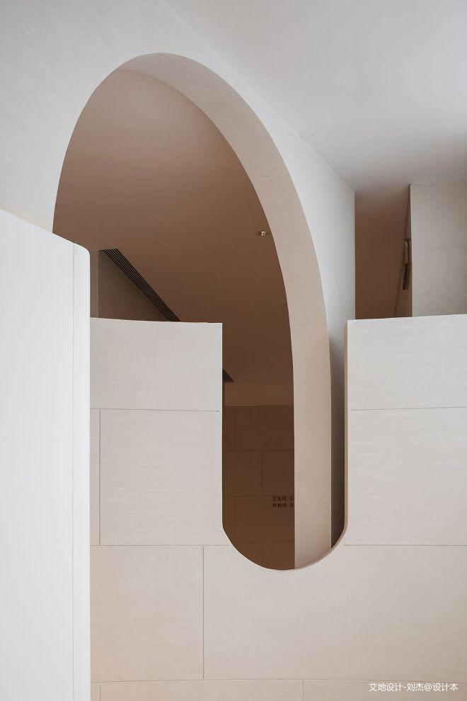 AOD最新售楼处设计:世界原初的安静