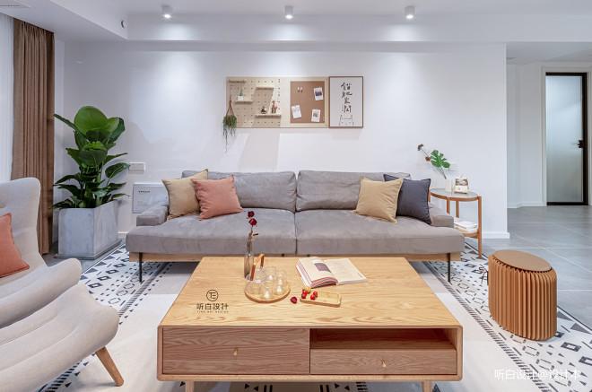 浊酒丨240㎡超舒适的三室两厅还有小