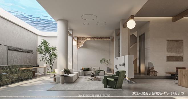 别墅设计 | 倚光而居 探索空间韵律