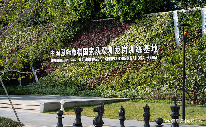 DHO|中国国际象棋国家队深圳训练基