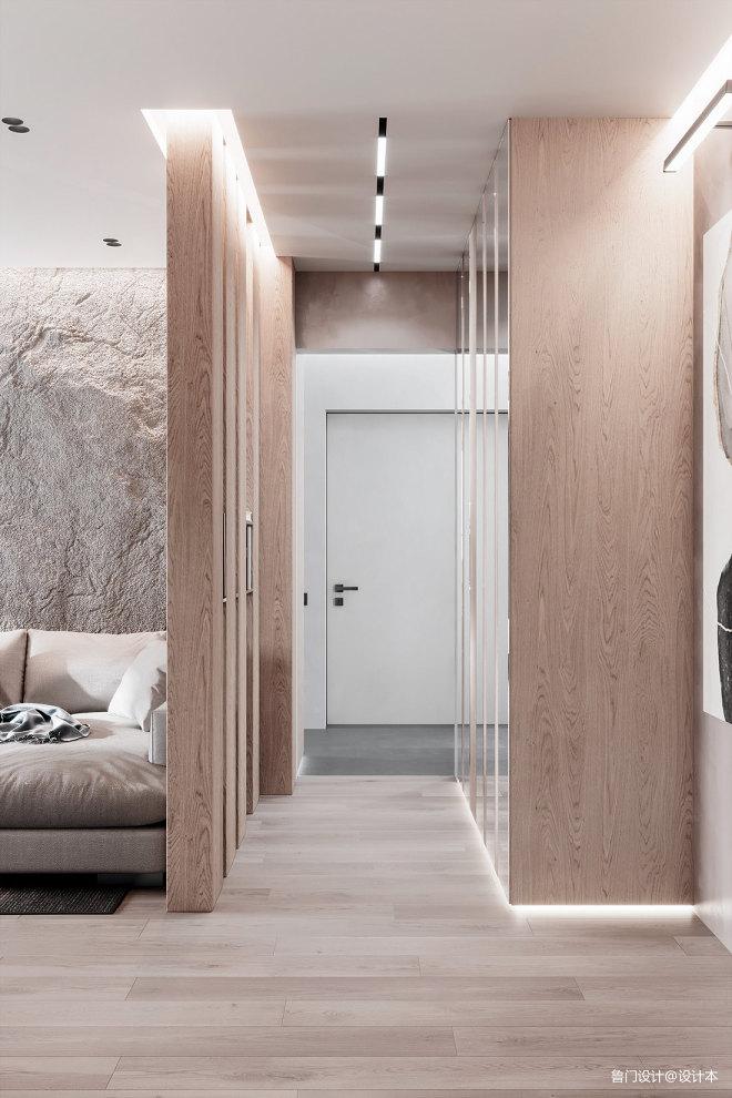 现代两居,让每个空间承载着生活的记忆