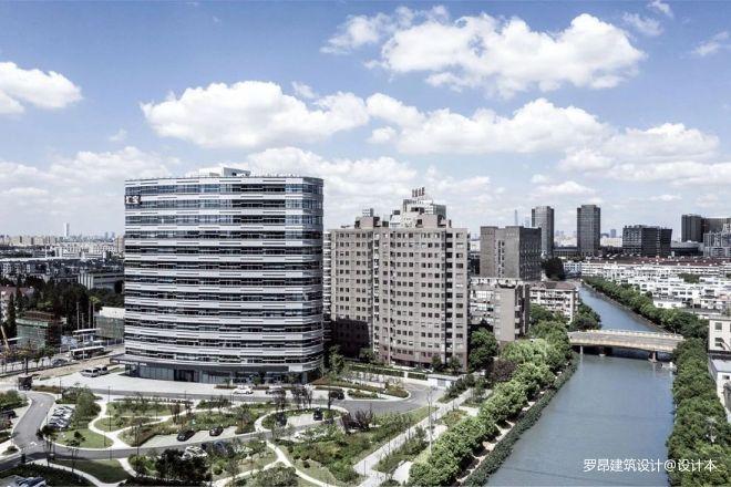 罗昂设计:上海汇宝集团迈大研发中心_