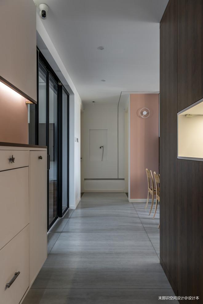 住宅设计—80㎡二室多变的智能舒适家