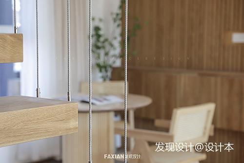 发现设计实景作品— 日系原木风_16