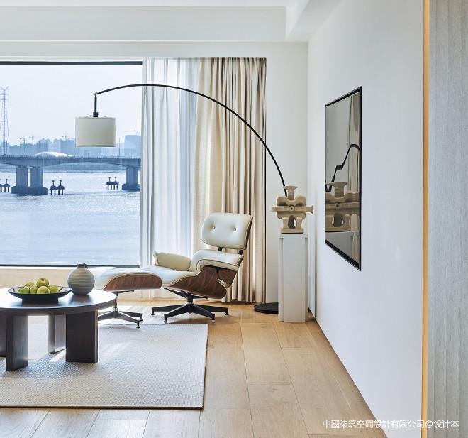 柒筑设计 |隐逸好宅,宁静是最美的治
