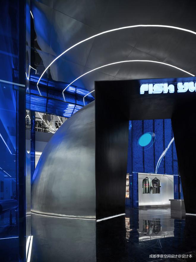 【季意】FISH-YU服装展厅_16